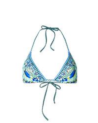 Camilla Leave Me Wild Printed Bikini Top