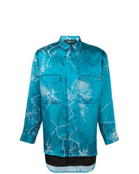 Haider Ackermann Printed Button Shirt