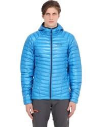 Aquamarine Puffer Jacket