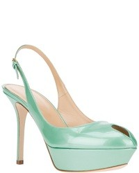 Aquamarine pumps original 2222727