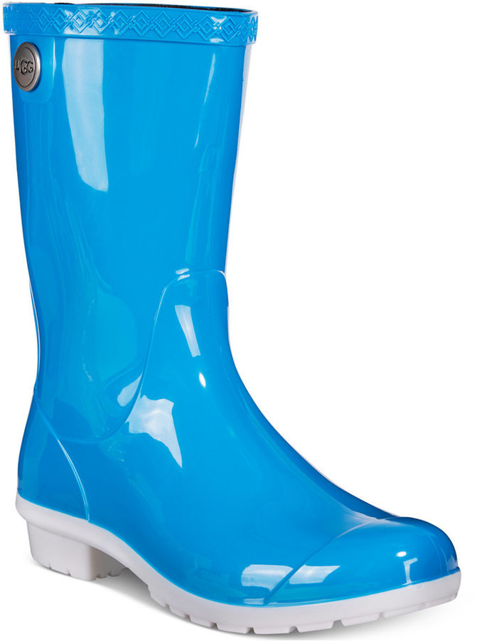 accc339a83e $32, UGG Sienna Mid Calf Rain Boots