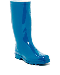 West Blvd Shoes Mid Calf Rain Boot