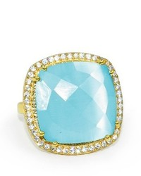 Susan Hanover Square Semiprecious Stone Ring