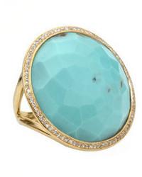 Ippolita Turquoise Lollipop Ring