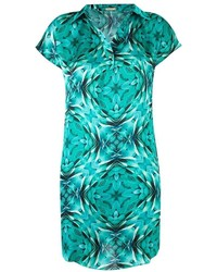 Blue Man Prisma Shift Dress