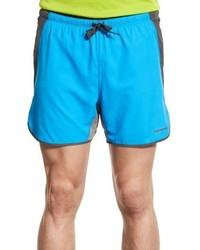 Strider pro stretch woven running shorts medium 607652