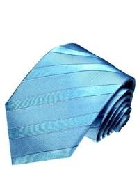 Aquamarine Silk Tie
