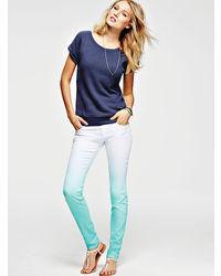 Victoria's Secret Vs Siren Mid Rise Skinny Jean
