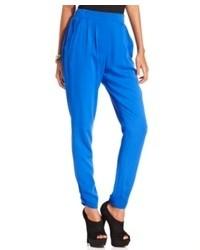 Aquamarine Skinny Pants