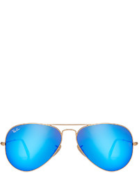 Ray-Ban Classic Aviators With Colored Lenses