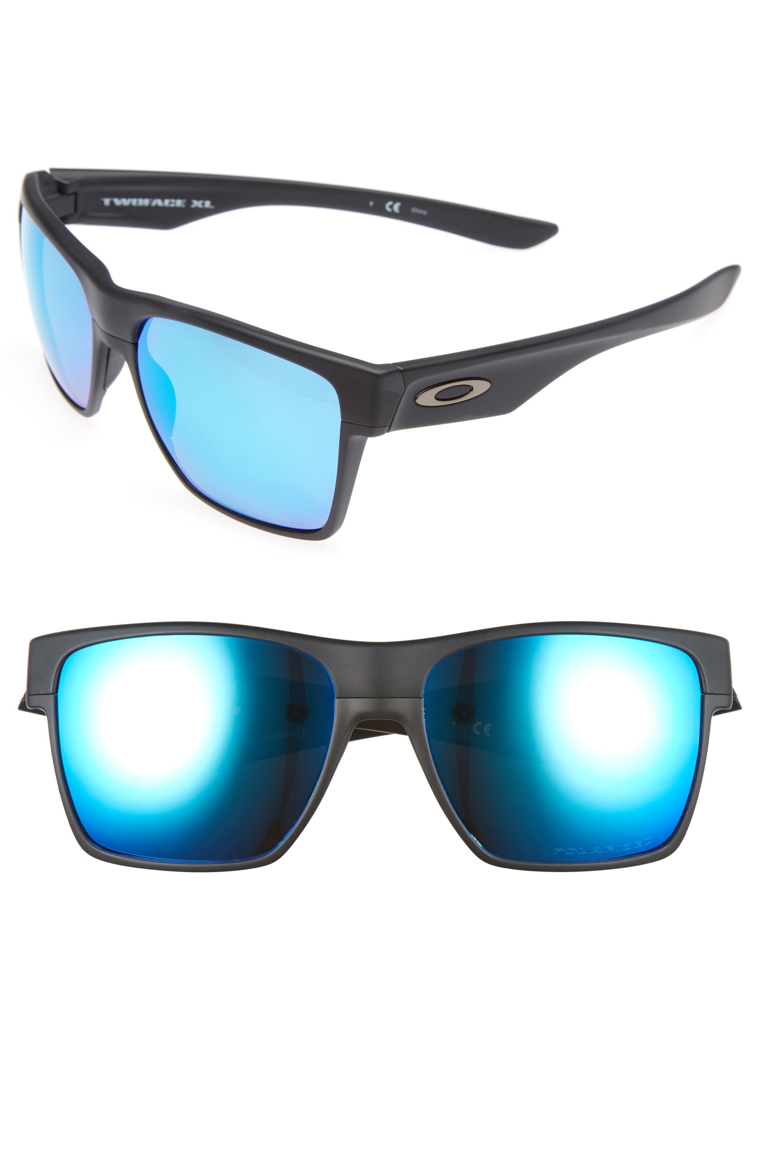 Oakley Twoface Xl 59mm Polarized Sunglasses 5a6aa04180a