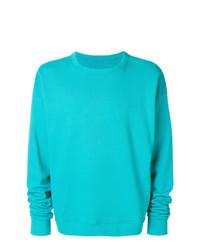 The Elder Statesman Crew Neck Sweatshirt