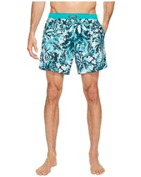 Hugo Boss Boss Mandarin Fish Swim Trunks Swimwear