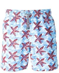MC2 Saint Barth Mc2 Gustavia Velvet Swim Shorts