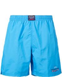 Paul & Shark Stretch Waist Swim Shorts