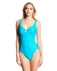 Miraclesuit Solid Escape One Piece Swimsuit