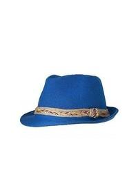 Barts Hats Barts Goulburn Trilby Hat Blue