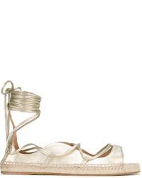 Bailarinas doradas de Dsquared2