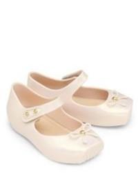 Bailarinas en beige