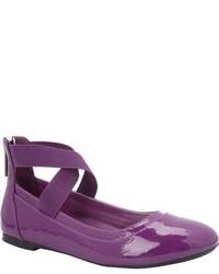 Bailarinas en violeta de Nina