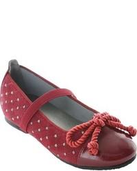 Bailarinas rojas de Jumping Jacks
