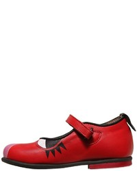 Bailarinas rojas de Pépé