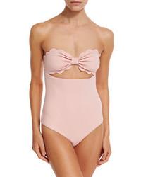 Bañador rosado de Marysia Swim