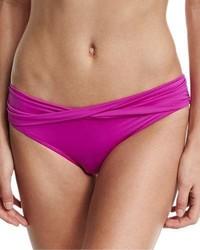 Bas de bikini fuchsia Seafolly