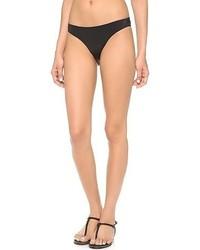 Bas de bikini noir Cheap Monday