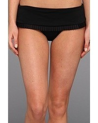 Bas de bikini noir Seafolly