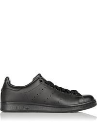 Baskets basses noires adidas