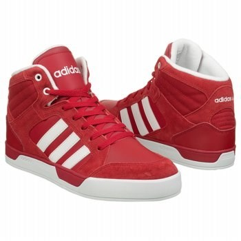 Adidas Neo baskets rouge
