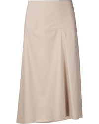 Beige A-Line Skirts for Women | Women's Fashion