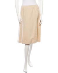 Carolina Herrera A Line Skirt