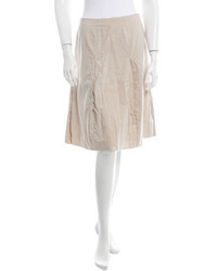 Prada A Line Skirt