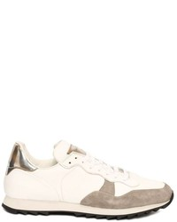 Beige Athletic Shoes