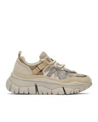 Chloé Beige Blake Sneakers