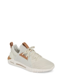 Under Armour Hovr Slk Evo Perforated Suede Sneaker
