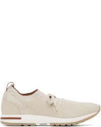 Loro Piana Off White 360 Lp Flexy Walk Sneakers