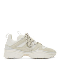 Isabel Marant Off White Kindsay Sneakers