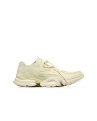 Reebok Run 96 Multi Texture Lace Up Sneakers