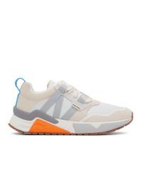 Diesel White B Brentha Wl Sneakers