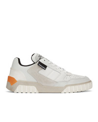 Diesel White S Rua Low 90 Sneakers
