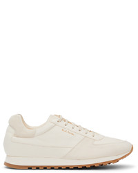 Paul Smith White Velo Sneakers