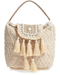 Jaxelcoins backpack beige medium 1195580