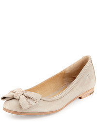 Beige ballerina shoes original 1623669