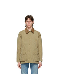Barbour Beige Bedale Casual Jacket