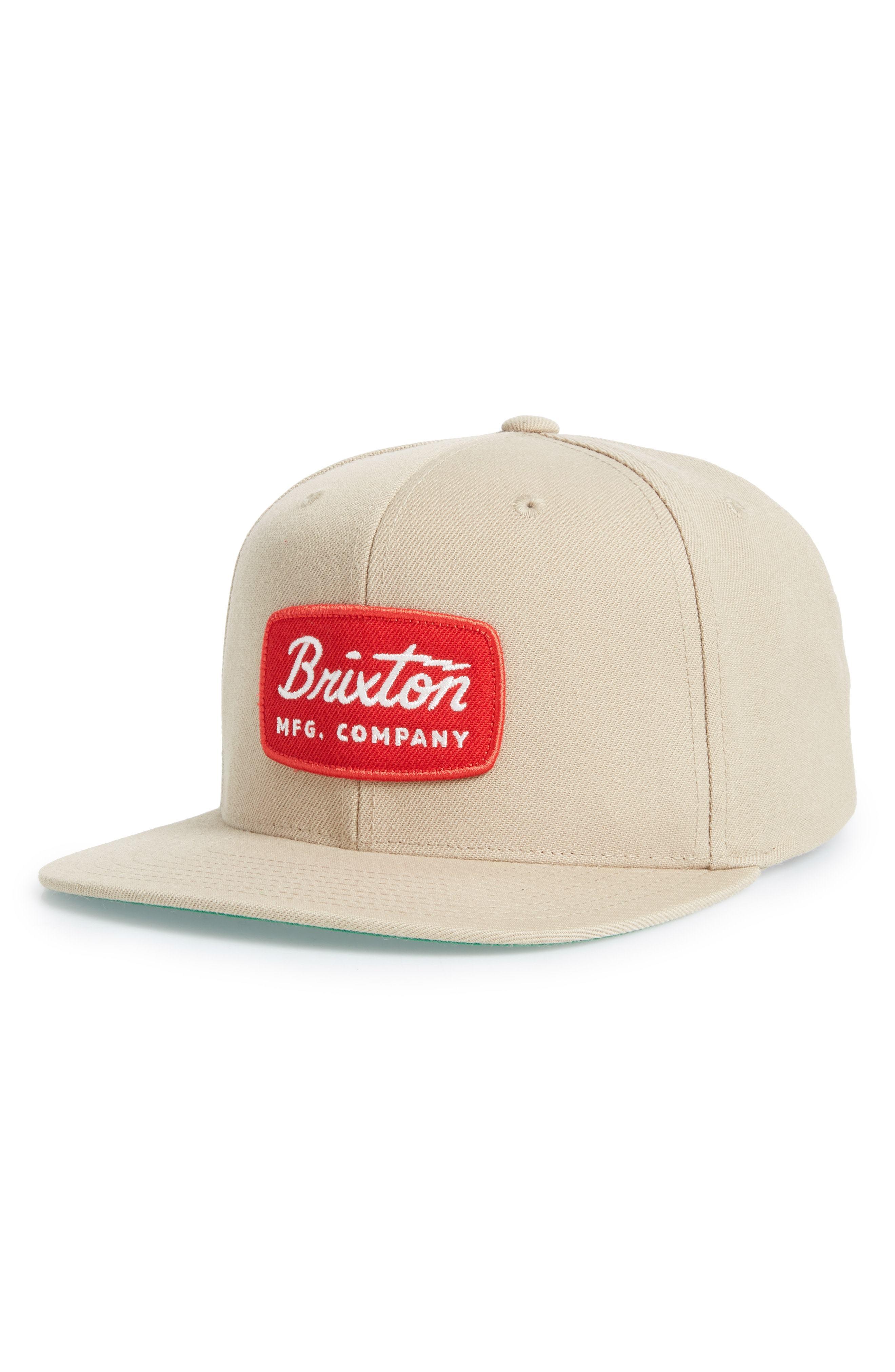 5943dc1f459 ... Baseball Caps Brixton Jolt Snapback Cap