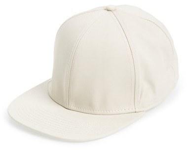 96fd60624 $15, Topman Twill Snapback Cap Beige