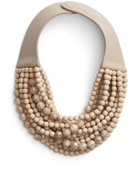 Fairchild baldwin farichild baldwin marcella beaded collar necklace medium 5380482
